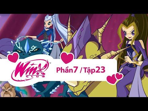 Winx Club - Winx Công chúa phép thuật - Phần 7 Tập 23 [trọn bộ] - Thời lượng: 22 phút.