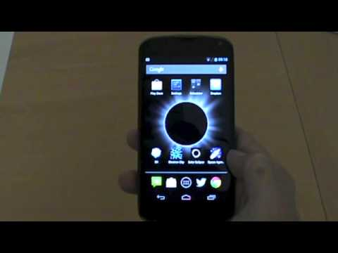 Video of Solar Eclipse Live Wallpaper
