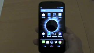 Solar Eclipse Live Wallpaper YouTube video