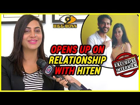 Arshi Khan OPENS UP On Her RELATIONSHIP With Hiten