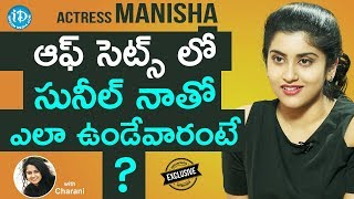 2 Countries Actress Manisha Raj Exclusive Interview || Talking Movies With iDream