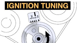 8. ECU Chip Tune - Ignition Timing - Increase Horsepower