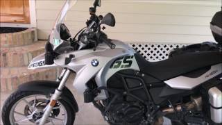 1. BMW F650/800 GS 24k Mile Review