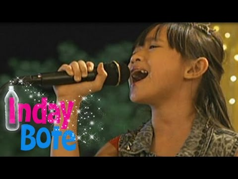 Inday Bote: Singing Contest