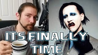 Video YOU ASKED FOR IT....Teens React to Marilyn Manson (50k Sub Special)   Mike The Music Snob Reacts MP3, 3GP, MP4, WEBM, AVI, FLV April 2018