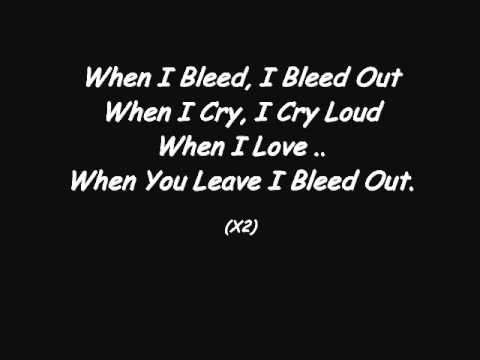 Tekst piosenki Jason Derulo - Bleed Out po polsku