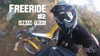 5. Freeride Urban trial Go Pro Hd Txt pro en Normandie #2