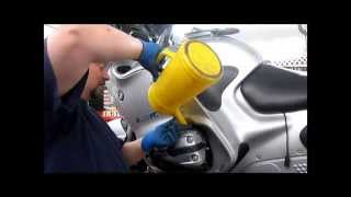 9. BMW Service - Oil & Filter Change