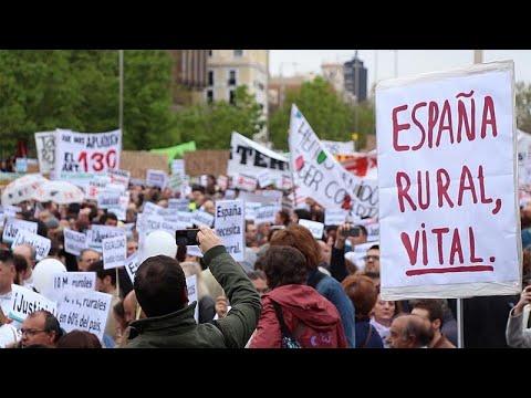 Ισπανικές εκλογές: Η ψήφος της «άδειας» Ισπανίας