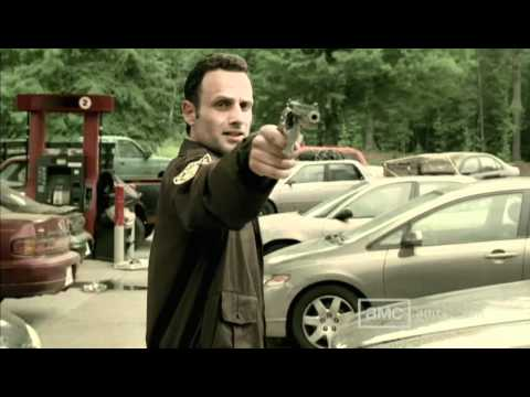 The Walking Dead HD Trailer
