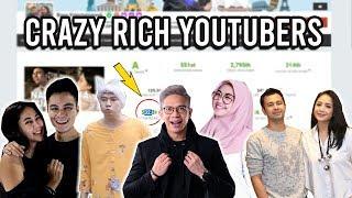 Video INTIP GAJI YOUTUBERS !! (Yudist Ardhana, Ria Ricis, Baim Paula, Raffi Ahmad, Mak Beti) MP3, 3GP, MP4, WEBM, AVI, FLV Juli 2019