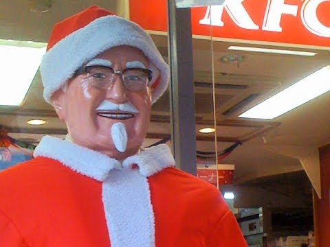 KFC Japanese Christmas And More Holiday Food Traditions