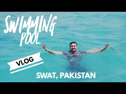 AT SWIMMING POOL! | Swat | Pakistan | Kpk | Bypass | With Friends | H20 | Ice Cold Water |