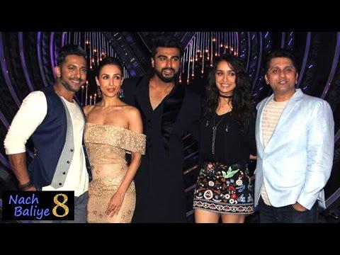 Arjun Kapoor & Shraddha Kapoor promote Half Girlfr