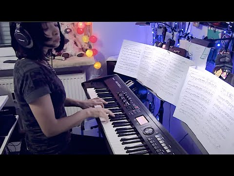 version - https://www.facebook.com/pages/Viktoriya-Yermolyeva-vkgoeswild/134411767159 my FB page, with gigs announcements and stuff like that. So, I was making sheet music for one of my oldest covers...