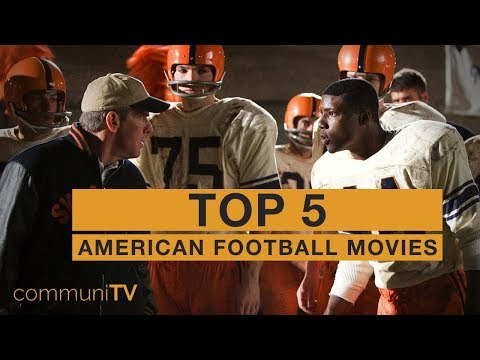TOP 5: American Football Movies