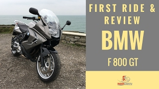 2. First Ride and Review of the BMW F800GT
