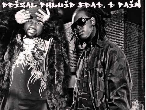 T-pain feat. Deizal Phluid - MOTIVATED