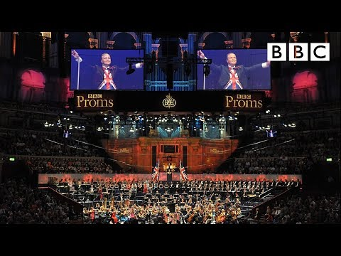 Elgar: Pomp And Circumstance - BBC Proms 2014