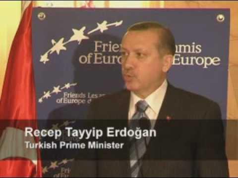 Turkey PM Erdogan on Turkey-s European Future-