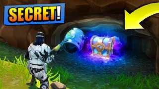 SECRETS CHESTS *FOUND* in Fortnite: Battle Royale! (+ LOCATIONS)