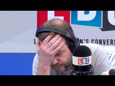 Brexiteer Tells James O'brien He'd Be Happy If His House Price Drops By 30%