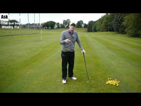 The Golf Swing Weekly Fix Golf Drills and Tips