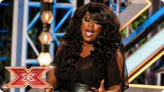 Video Relive soul singer Berget Lewis' perfect Purple Rain cover | Auditions Week 4 | The X Factor 2017 MP3, 3GP, MP4, WEBM, AVI, FLV April 2019