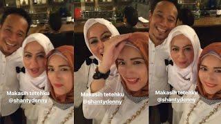 Video Tak Sengaja Ciuman Bibir, Ekspresi Istri Denny Cagur dan Adelia Pasha Bikin Netter Ngakak MP3, 3GP, MP4, WEBM, AVI, FLV Mei 2017