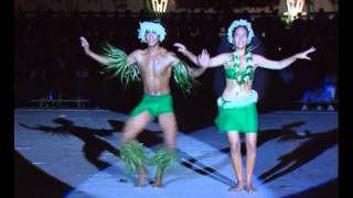 Tahitian Traditional Dance - 1