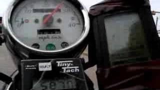 7. Yamaha Vino test run II