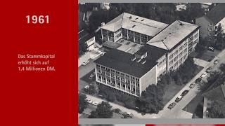 70 Jahre ekz – ein Bilderbogen der Firmengeschichte