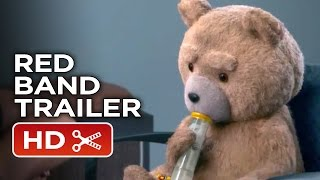 Ted 2 Red Band TRAILER 2 (2015) - Mark Wahlberg Raunchy Comedy Sequel HD