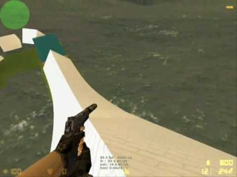 Video 1 de Counter Strike: Como surfear