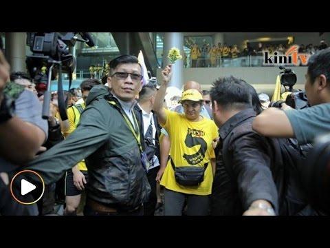 Dato Ambiga ikrar cuba sedaya upaya 'keluarkan' Maria Chin