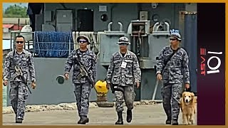 Standoff At Scarborough Shoal   101 East