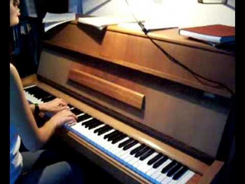 piano song with no lyrics and no name. Video