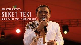 Video Evolution#9 - SUKET TEKI - Didi Kempot Feat KidungEtnosia MP3, 3GP, MP4, WEBM, AVI, FLV Oktober 2018