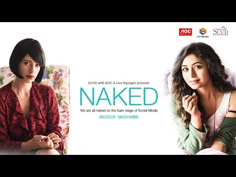 NAKED    HD   Ft Kalki Koechlin and Ritabhari   Short film