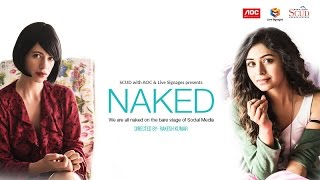 Video NAKED |  HD | Ft Kalki Koechlin and Ritabhari |Nominated for Jio Filmfare 2018 | Short film MP3, 3GP, MP4, WEBM, AVI, FLV April 2018
