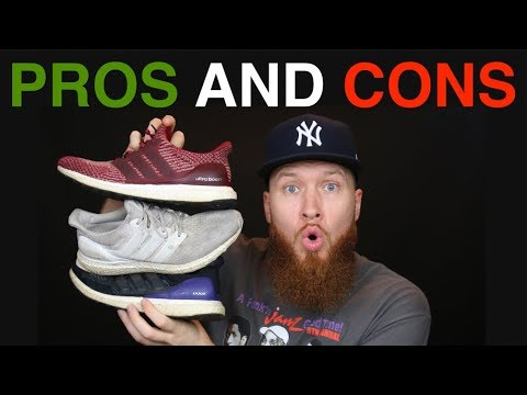 Pros & Cons: 1 Year After Wearing Adidas Ultra Boost!!!