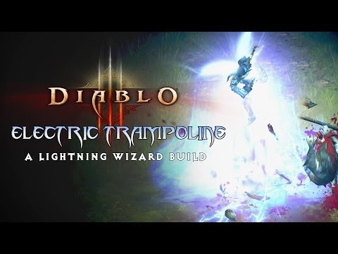 D3 - Here's a fun experimental build I was working on based on the lightning themed items I picked up so far in Patch 2.0 for Diablo III. This build focuses on Wa...