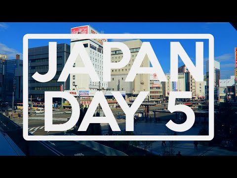 Japan Day 5: Kyoto Tower | Gion