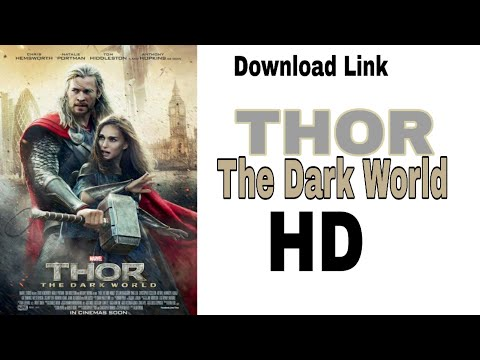 How to Download Thor The Dark World movie in Hindi full HD