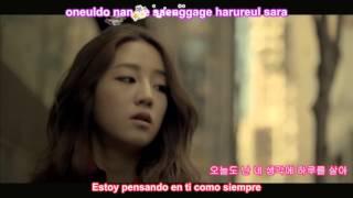Park Boram - Sorry (Hangul/Romani/Español) MV