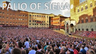 Siena Italy  City pictures : THE PALIO OF SIENA - Italy [HD]
