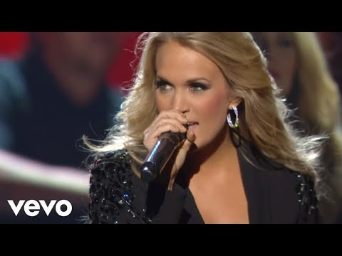 Carrie Underwood - Blown Away Medley (Live)