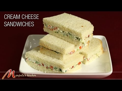 Cream Cheese Sandwiches Cucumber Recipe