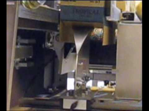 Rotary Flap Closing Narrow Case Erector
