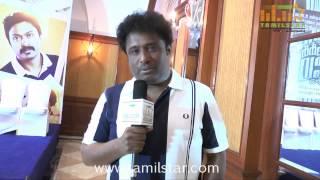Elred Kumar Speaks at Yaamirukka Bayamey Success Meet